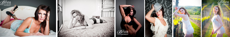 Buffalo, New York Boudoir Photographer