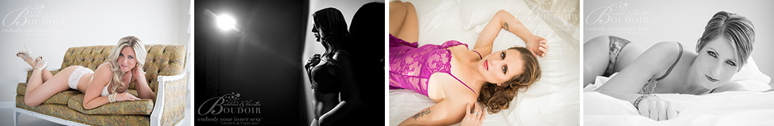 Bubbles & Berries Boudoir