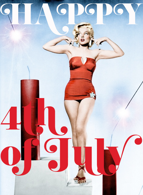 4thofjuly Celebrate the 4th of July Pin up Style!